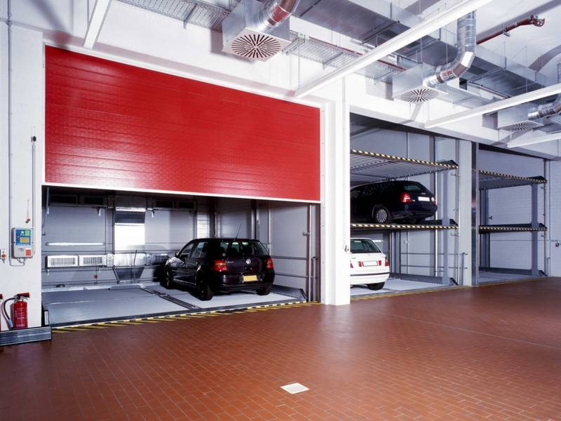 The Reliability of Automated Parking Systems